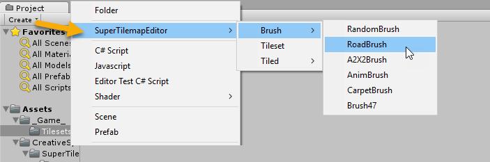 createRoadBrush